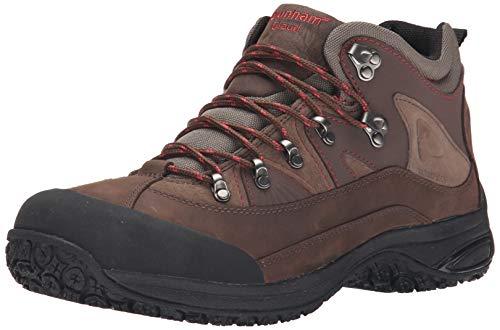Dunham Men's Cloud Mid Cut Waterproof Boot, Brown, 53 4E EU