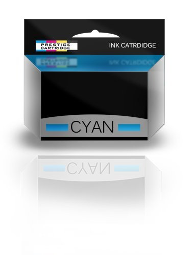 Neue Kompatible Pigment (Prestige Cartridge XXL Cyan Tintenpatrone kompatibel für Canon CLI-581C XXL Pixma TR7550 TR8550 TS6150 TS6151 TS8150 TS8151 TS8152 TS9150 TS9155)