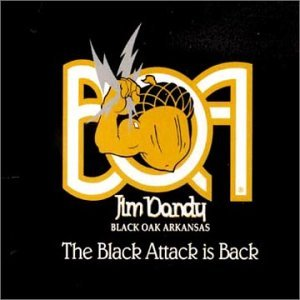The Black Attack Is Back - Arkansas Vinyl