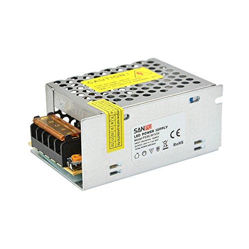 Price comparison product image INFINIC 36W 24V DC LED Power Supply 1A Constant Voltage Switch Driver for LEDs 110v 220v ac / dc Lighting Transformer Converter (SANPU PS36-W1V24)