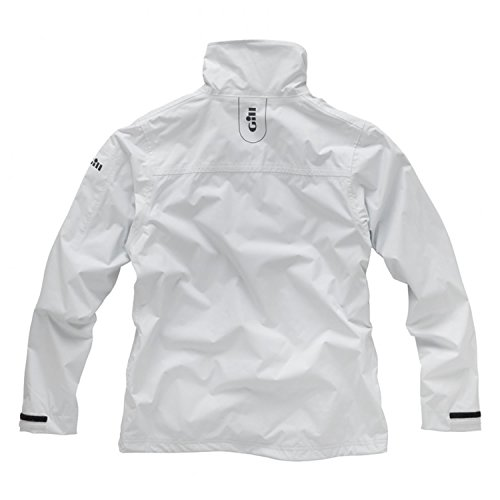 Gill Ladies Crew Jacket in Graphite 1041W Gris clair