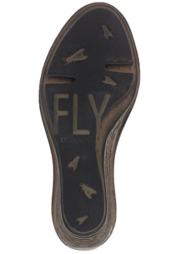 FLY London Damen Salm631fly Plateau Gelb