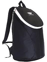 Slimbridge Seatown mochila de picnic aislada, Negro