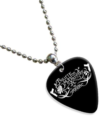 Bullet For My Valentine Poison Premium Gitarre Plektrum Kette