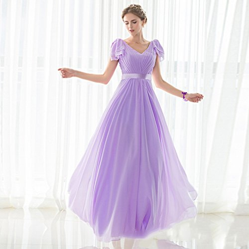 QP Slim Schlank Nacht Kleid Schönheit Braut Brautkleider Brautkleider Brautkleider X-Small UN