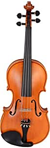 Infinity Violin 4/4 High Grade, Right Handed, Brown (With Case)