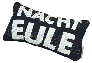 """Räder 9022 - Traumkissen - """"Nachteule"""" - 100 % Baumwolle - bestickt - mit Füllung"""