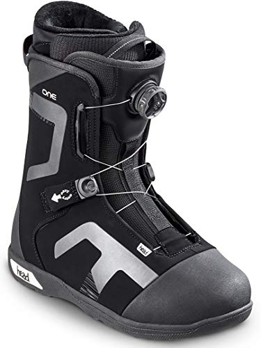 HEAD Herren One BOA Snowboard Stiefel, Black,