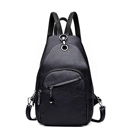 Dame-Kasten-Beutel-Schulter-Beutel Einfache Wilde Schulter-Handtaschen Multifunktionsfrauen Dual-use Spielraum-Beutel C