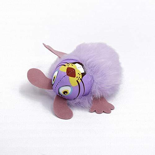 FJTHY Haustiere Katze Spielzeug Nachahmung Maus Plüsch Interaktive Ball Geschenk Ungiftig,Katzenspielzeug,Einheitsgröße