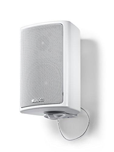 Canton Pro X.3 Universal In-/Outdoor-Lautsprecher (50/100 Watt, 1 Paar) weiß (Bluetooth Speaker X3)