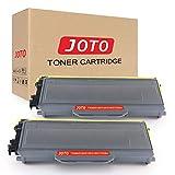JOTO TN2120 TN2110 Toner Ersatz für Brother TN 2120 TN-2120 TN 2110 TN-2110 Toner Hohe Kapazität (2 Schwarz) Kompatibel für Brother HL-2140 HL-2150 HL-2170 HL-2170W MFC-7320 MFC-7340 MFC-7440