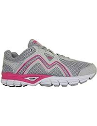 Karhu Smart Fulcrum F200188 (Women) Silver Pink/Cosmic-Running Para Mujer gris