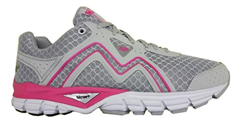 Karhu WOMEN'S SMART FULCRUM F200188 (Silver/Cosmic Pink) Running Donna (38)
