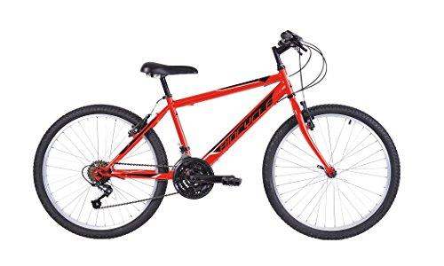 Preisvergleich Produktbild 'biocycle Anhang 24Mountainbike, Kinder S rot