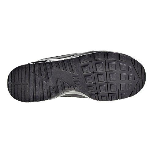 Nike Air Max Thea (GS) Mädchen Sneaker Schwarz (Black/Pure Platinum/Metallic Platinum)