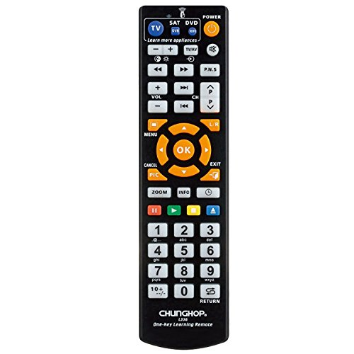 Universal Controller Learning Sopear Intelligente Universalfernbedienung mit Lernfunktion für TV SAT DVD CBL CD
