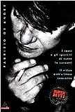 Fabrizio De André : i testi e gli spartiti di tutte le canzoni