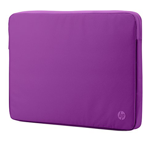 "HP Spectrum Sleeve Orchid Custodia per Notebook 14.0"" e Tablet, Rosso"