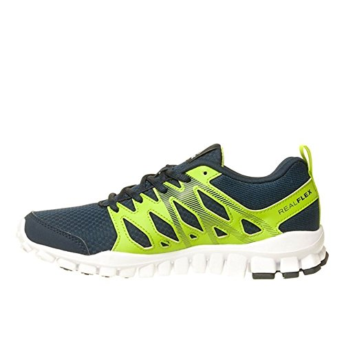 Reebok Unisex, bambini Bd4247 scarpe sportive Blu