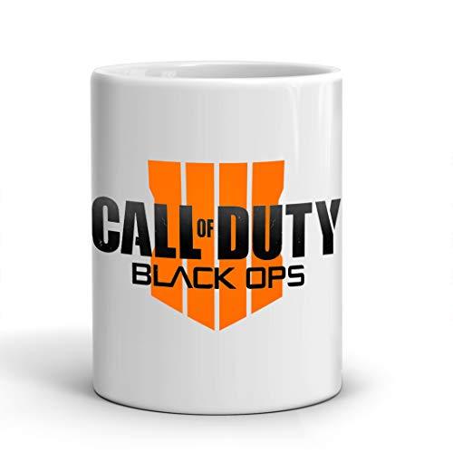 Taza Call of Duty: Black ops 4 - Fan