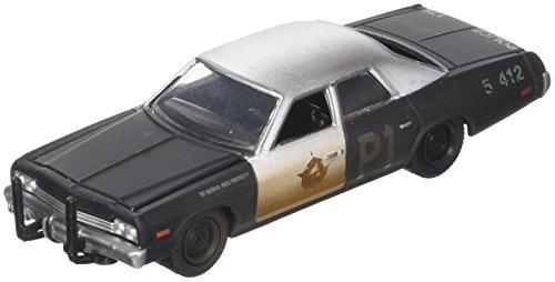 Greenlight Collectibles 44721Ford Mustang Shelby-Bullitt-1968-Echelle 1/64-Grün (Miniatur 1 64)