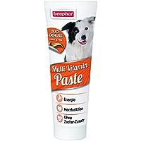 beaphar Multi Vitamin Paste für Hunde | 1 Tube | Inhalt: 250g