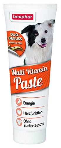 Beaphar Multi-Vitamin-Paste Hund, 1er Pack (1 x 250 g)