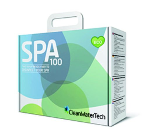 jacuzzi chimique kit – Spa 100 produits chimiques – 100% au chlore gratuit.