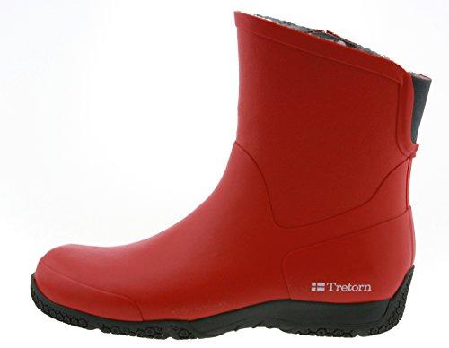 Tretorn Hovdala Vinter Gummistiefel Red Red