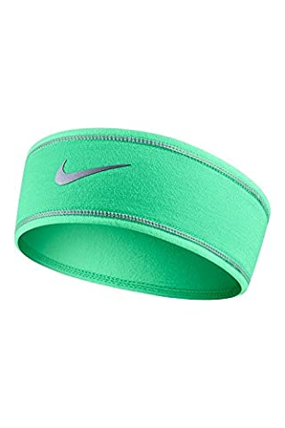 Nike Women's One Size Aqua Reflective Headband
