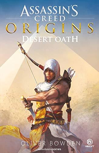 Assassin's Creed Origins: Desert Oath (Minotauro Games) por Diversos Autores