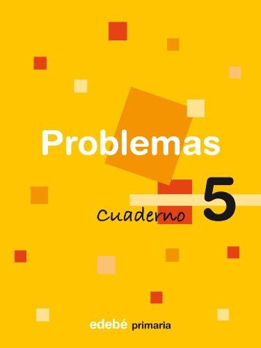 Cuaderno 5 Problemas - 9788423694327