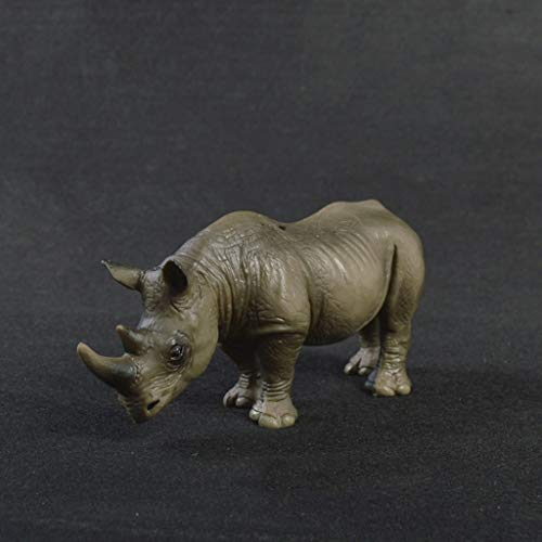 Yuanyuanliu Toy Simulation Solid Zoo Toy Modelo Colección De Decoraci