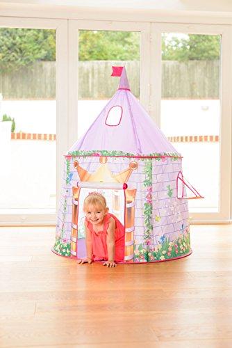 Toyrific Pop Up Princess Castle Tent
