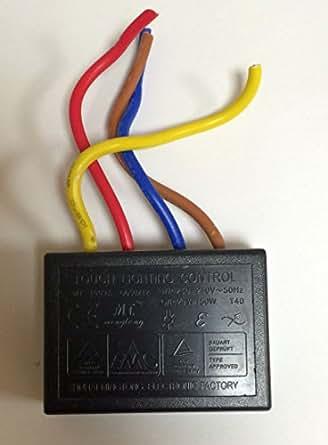Touchdimmer Touch Dimmer Modul MT-1009A 20 - 150 Watt