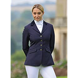 Shires Ladies Aston Show Riding Jacket All Sizes Navy, Black, Showing