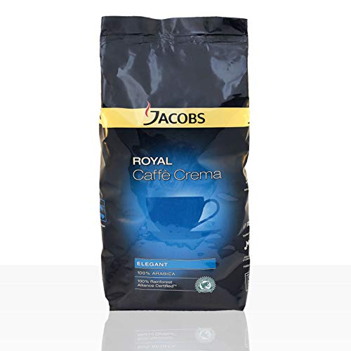 Jacobs Royal Elegant Arabica 1kg Kaffee ganze Bohne