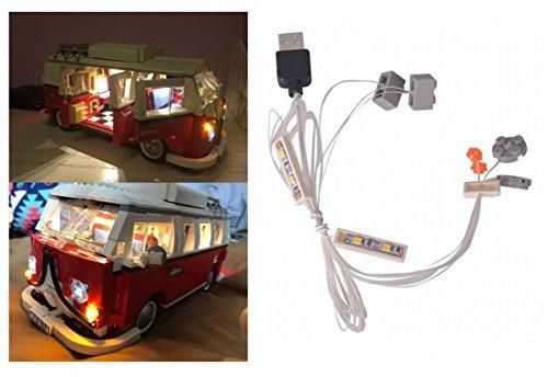 Illuminazione per lego: kit di illuminazione a led per il modello