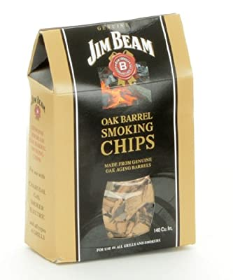 Landmann 720g Jim Beam Oak Barrel Barbecue Smoking Chips from Landmann