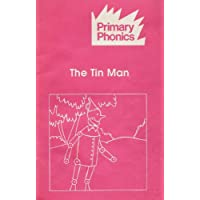 The Tin Man: Primary Phonics (Print-braille Children