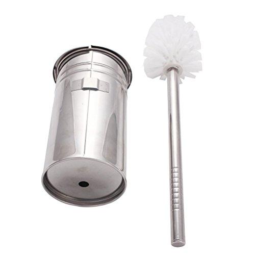 Preisvergleich Produktbild OUNONA WC-Garnitur Basic - WC-Bürstenhalter Edelstahl