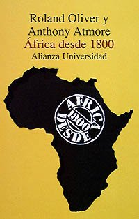 africa desde 1800/ Africa Since 1800
