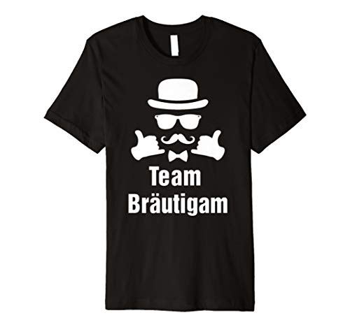 Junggesellenabschied Jga Team Braeutigam Tshirt -