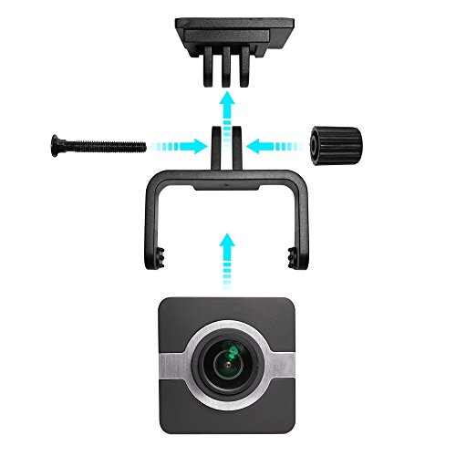 Matecam x1 Auto Dash Cam Sport Action Kamera WIFI 4K-HI 16MP SONY IMX206 Full HD 1080p Gyro Anti-Shake Sport DV Zubehör Kits für Fahrrad Motorrad Tauchen Schwimmen usw -