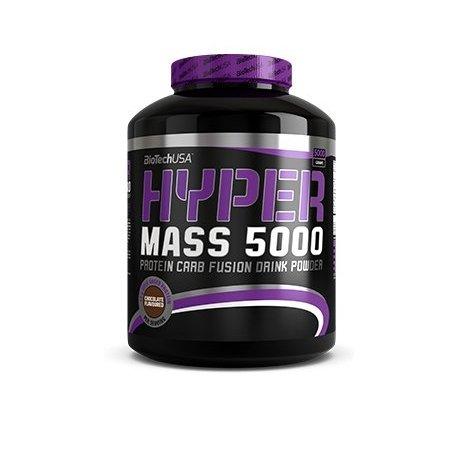Hyper Mass 5000 Schokolade 4000 g Dose - Gainer für Massezuwachs - BiotechUSA