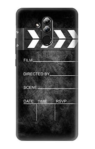 Innovedesire Vintage Director Clapboard Hülle Schutzhülle Taschen für Huawei Mate 20 lite