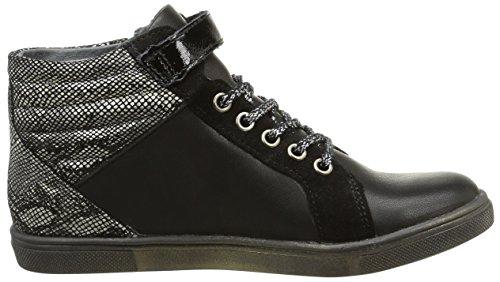 Babybotte Kozima, Sneakers Hautes fille Noir (272 Noir)