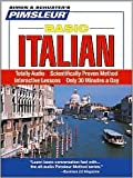 Italian, Basic: Learn to Speak and Understand Italian with Pimsleur Language Programs [Audiobook] 10th (tenth) edition Text Only