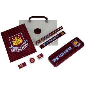 West Ham Big Logo PP Stationery Set